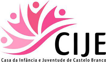 Logótipo Casa da Infância e Juventude de Castelo Branco
